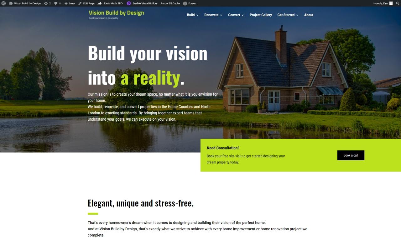 VBD Website